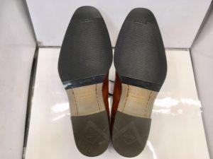 リーガル靴底vibramソール補強後